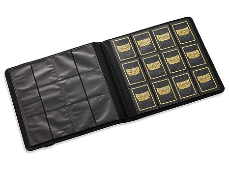 black Dragon Shield Tao Dong 18-pocket Portfolio Binder