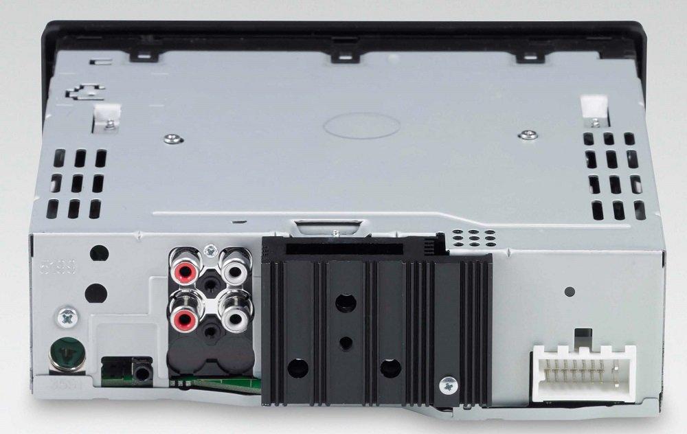 Amazon.com: Clarion CZ205 CD/USB/MP3/WMA Receiver with Wireless ...