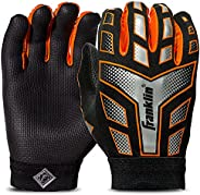 Franklin Sports Youth Receiver Gloves