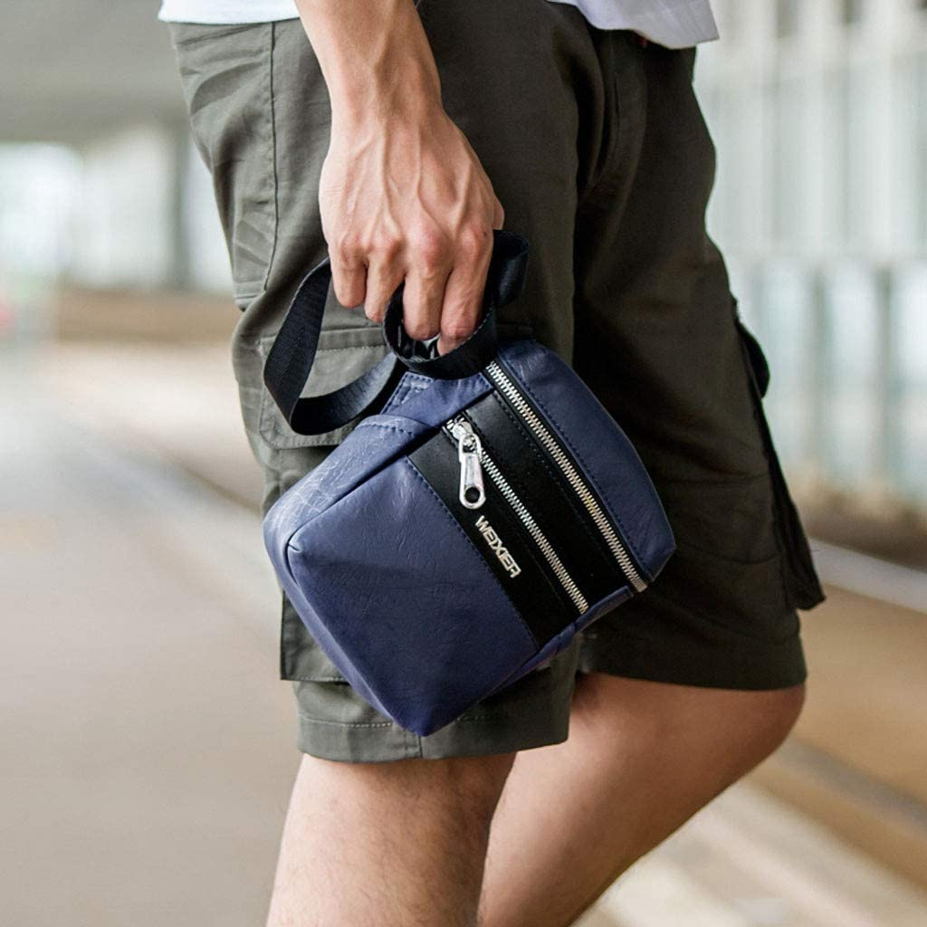 BBT-Shop Shoulder Bags Messenger Bag Knight Canvas Bag Crossbody Chest Bag Retro Fashion Outdoor Sport Travel Backpack Pack Rucksack Backpack Mobile Phone Bag for Men Women Work Business