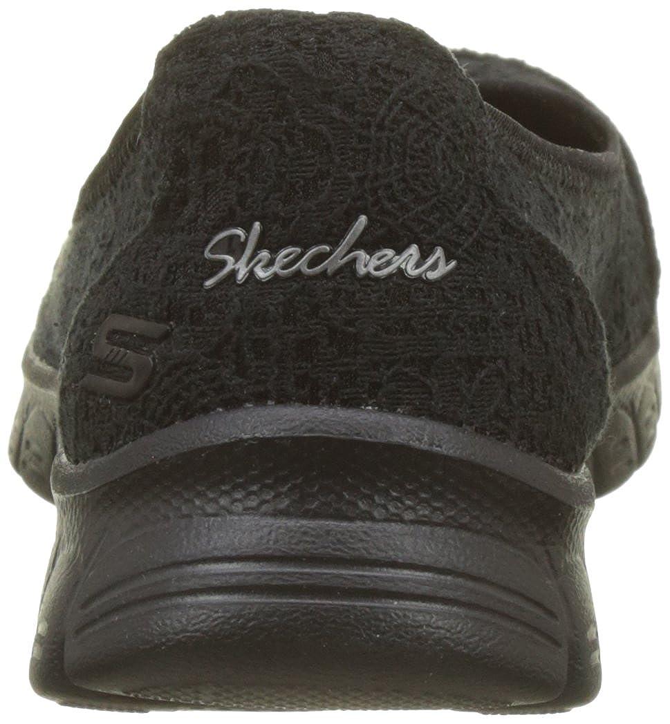 Skechers Damen Ez Flex 3.0-Beautify Geschlossene Geschlossene 3.0-Beautify Ballerinas, Rose Schwarz (schwarz) e919aa