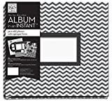 me & my BIG ideas Complete Album, Black and White Dream Big, 12-Inch by 12-Inch