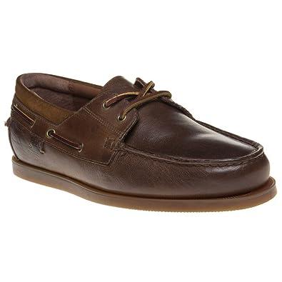 POLO RALPH LAUREN Dayne Hombre Zapatos Tostado: Amazon.es: Zapatos ...