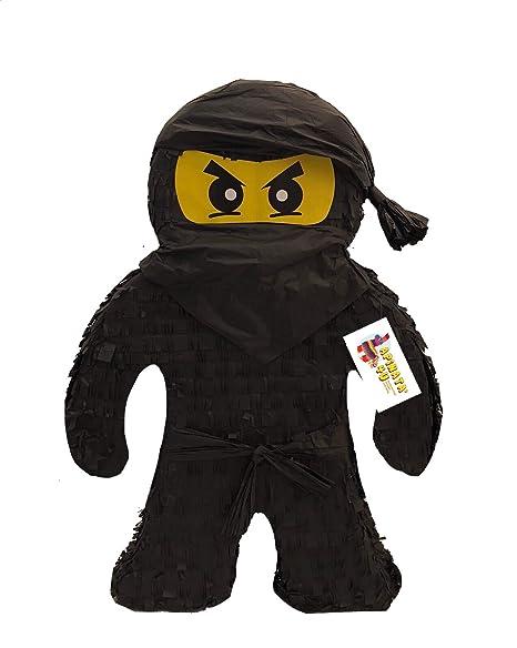 APINATA4U 2FT Tall Black Ninja Pinata