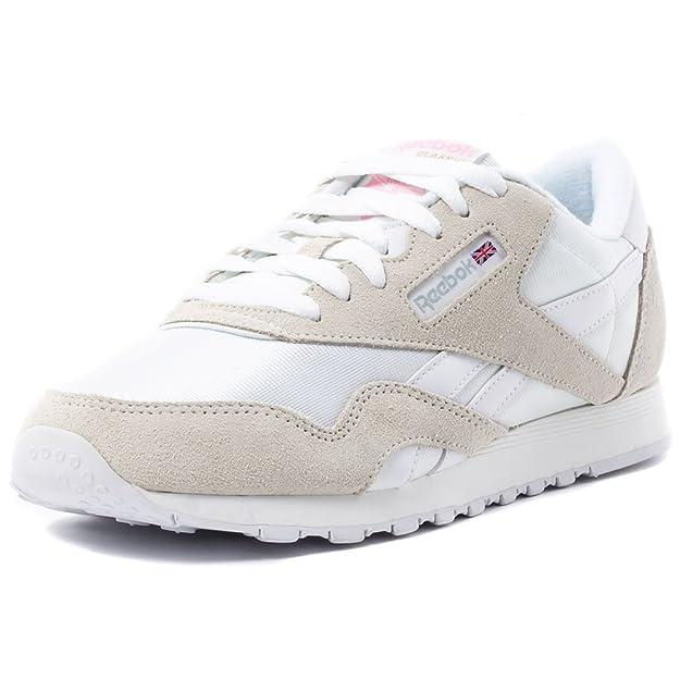 Reebok 6394, Zapatillas de Trail Running para Mujer, Blanco (Blanco (White / Light Grey), 36 EU: Amazon.es: Zapatos y complementos