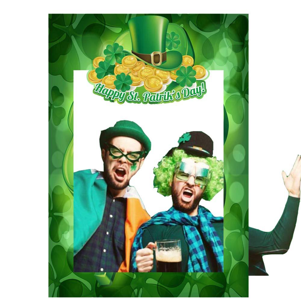 Amazon Com St Patrick S Day Photo Booth Props Frame Irish