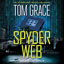 Spyder Web: Nolan Kilkenny, Book 1 Audiobook by Tom Grace Narrated by Christopher Lane