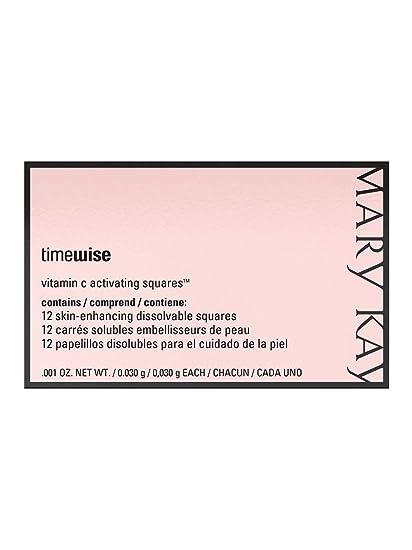 Láminas Activadoras de Vitamina C TimeWise® Activating Squares™