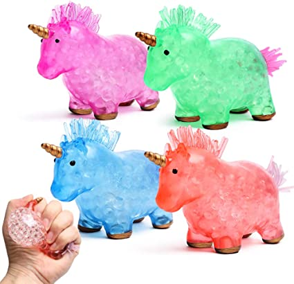 Sensory Animal Toys for Autistic Children Stress Relief Ball Animal Squishy-3 5 Pack Fidget Toy Set Anxiety Toys Squishy Toys for Kids /& Adults Sensory Fidget Toys Squishies