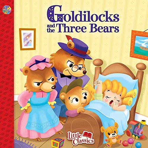 Goldilocks and the Three Bears Little Classics