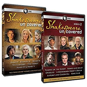 Shakespeare Uncovered, Series 1 & 2 Set: Stories Behind the Bard's Greatest Plays