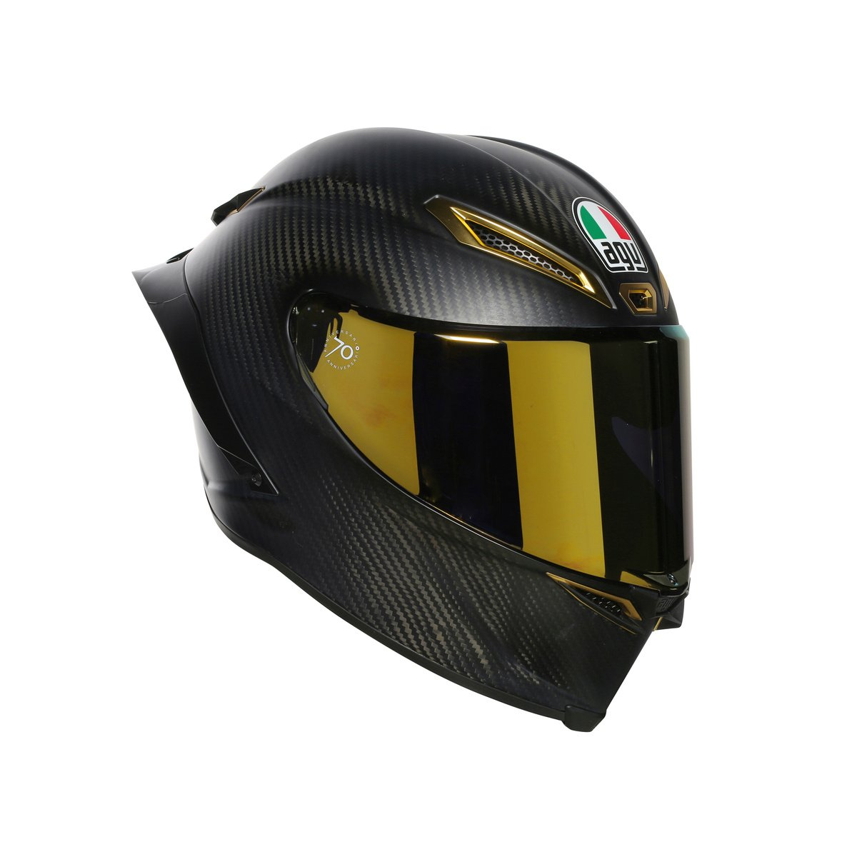 amazon com agv pista gp r carbon anniversario helmet s automotive