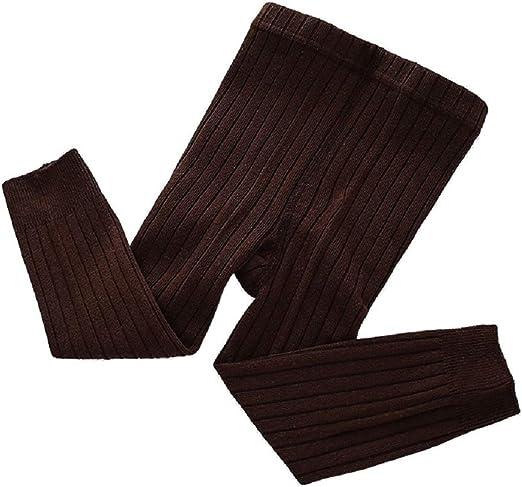 EachWell Toddler Baby Kids Girls Cotton Knit Footless Tight Leggings Bottom Pants