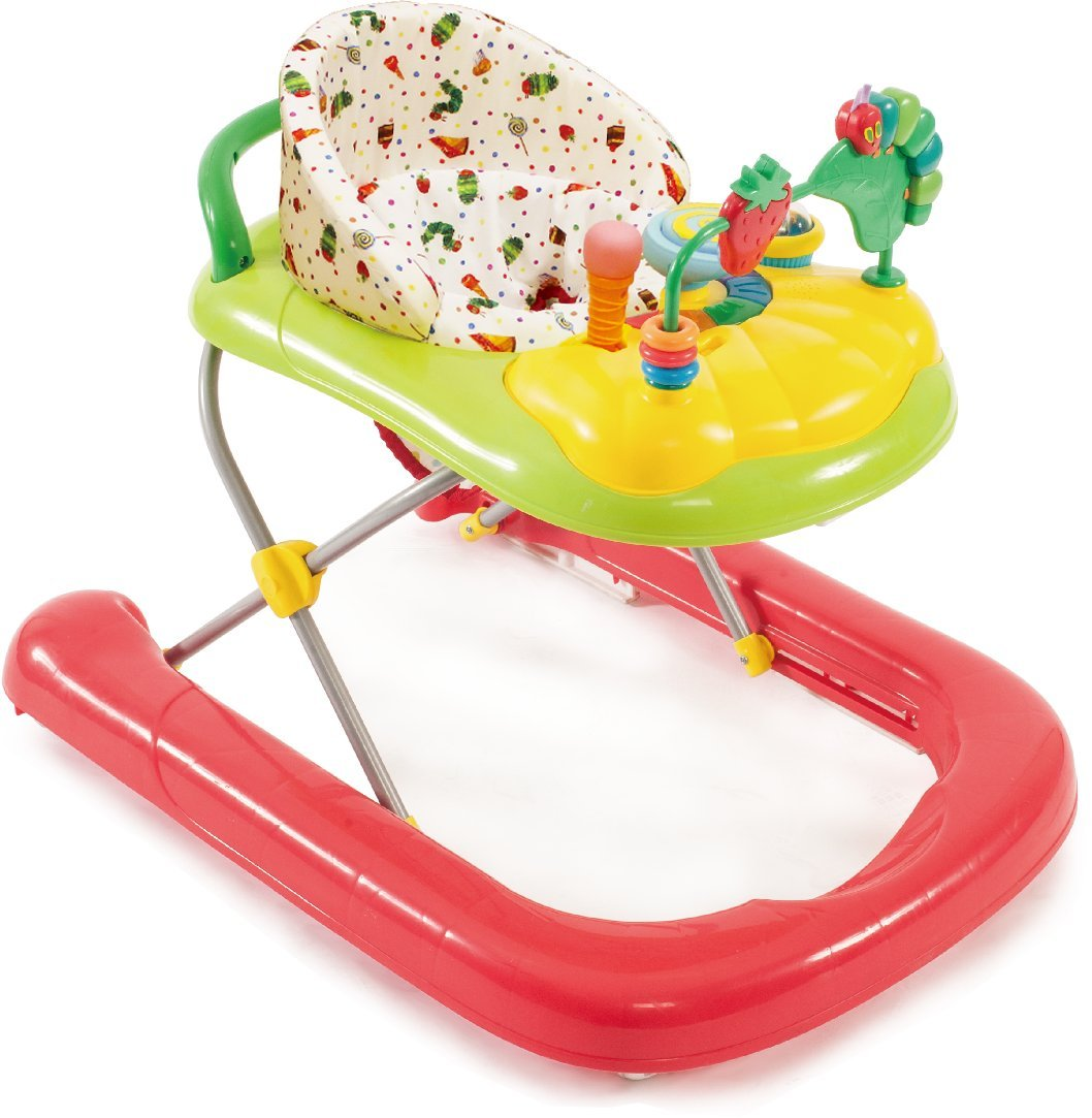 Creative Baby The Very Hungry Caterpillar 2-in-1 Walker Creative Baby Inc CWE-001