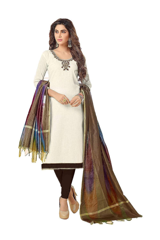 Da Facioun Indian Designer Partywear Women Ethnic Diwali Traditonal Salwar Kameez. ICW1948-7