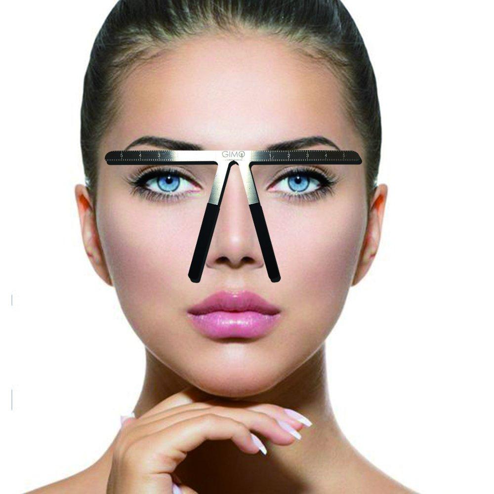 Amazon Eyebrow Tattoo Ruler Golden Ratio Permanent Grooming