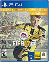 FIFA 17 - PlayStation 4 - Deluxe Edition