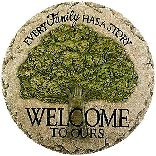 Carson Welcome To Ours Stepping Stone Home Decor