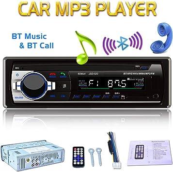 X Reako Autoradio Mit Bluetooth Freisprecheinrichtung Elektronik