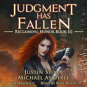 Judgment Has Fallen Hörbuch
