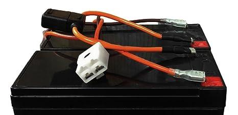 Razor Crazy Cart Wiring Harness Beiter DC Power on