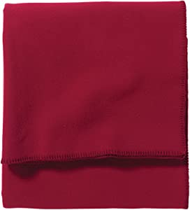 Pendleton - Eco-Wise Washable Wool Blanket, Red, King