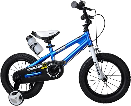 XQ TY-112 Chicas 14/12/16/18 Pulgada Bicicleta - Azul (Tamaño ...