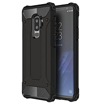 Samsung Galaxy A6 Plus 2018 Hulle Xifan Rugged Amazon De Elektronik
