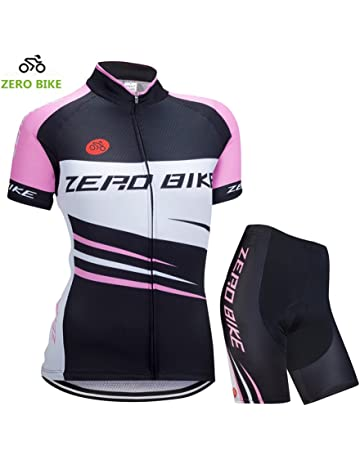ZEROBIKE Women s Short Sleeve Cycling Jersey Jacket Cycling Shirt Quick Dry  Breathable Mountain Clothing Bike Top cce37cd94