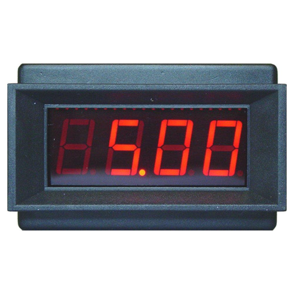 Neuf/ Panel volt/ímetro pm-129-b con LED de 5/V /Stock AU Reino Unido