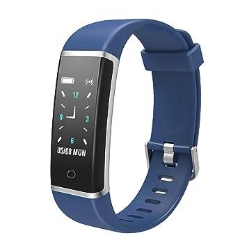 BingoFit Sage Pulsera de Actividad Inteligente, GPS Fitness Tracker ...