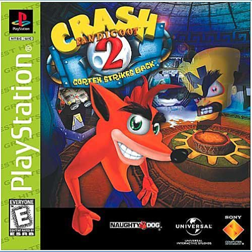 Crash Bandicoot 2: Cortex Strikes Back (Certified Refurbished)