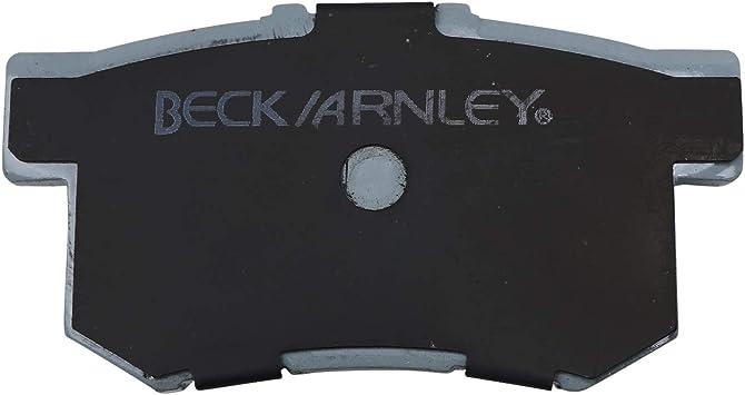 BECKARNLEY 085-6467 Premium ASM Pad with Hardware