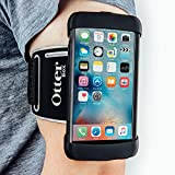 OtterBox UNIVERSAL ARMBAND for 4'-5' Smartphones - Retail Packaging - BLACK