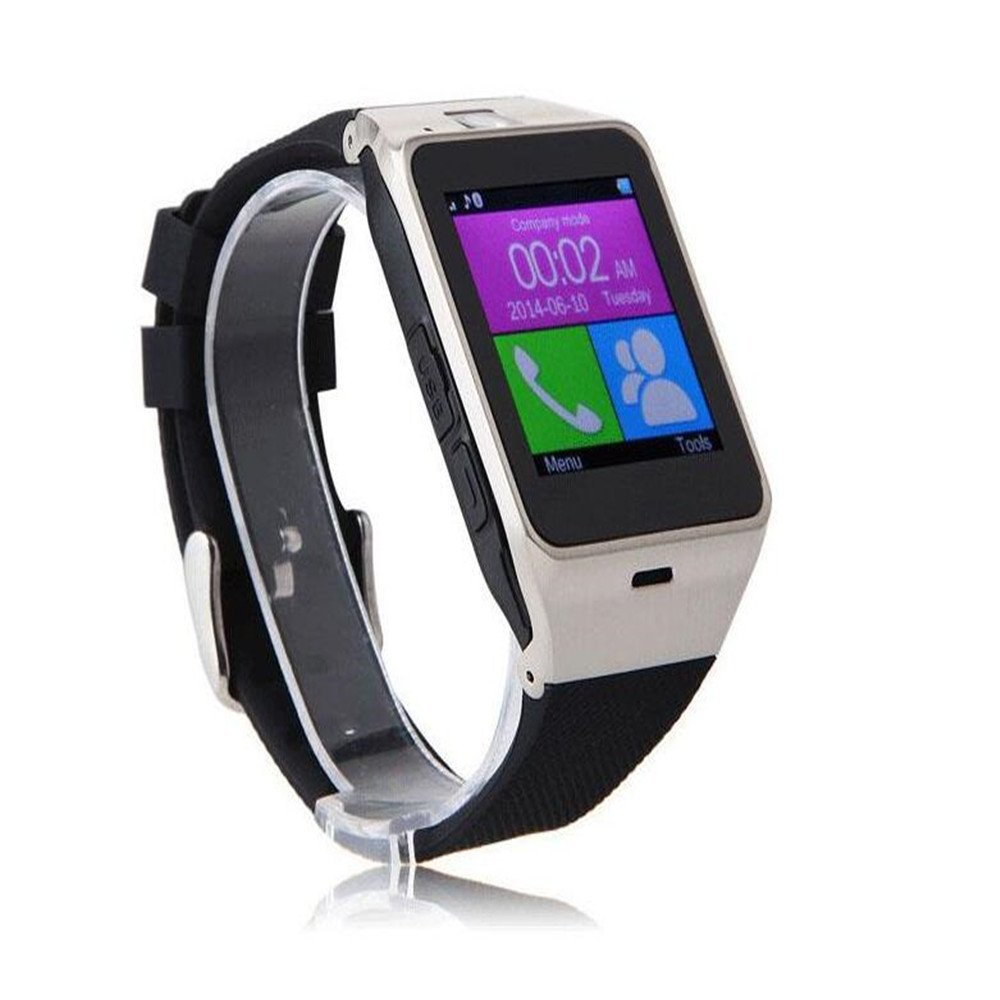 Smartwatch, S GV18 inteligente Bluetooth 3.0 NFC impermeable ...
