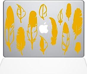 The Decal Guru Think Thorium MacBook Decal Vinyl Sticker 1254-MAC-13A-DR Red 13 MacBook Air