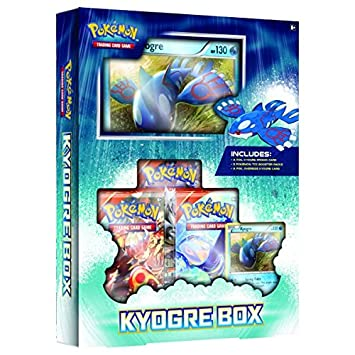 Pokémon TCG Groudon Or Kyogre Box (One Random Only)