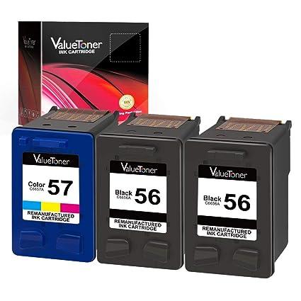 HP 5657 cartucho de tinta: Amazon.es: Oficina y papelería