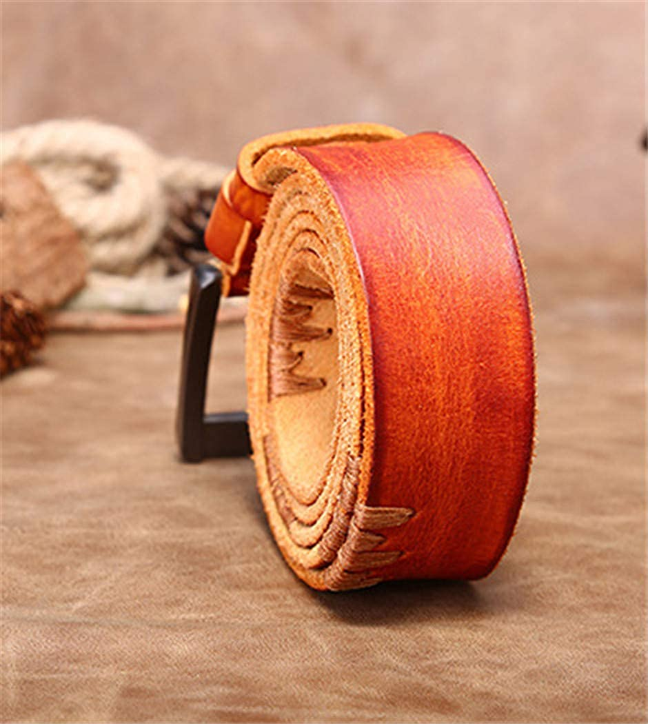 LLUFFY-Belt Gürtel der Leder herren Retro Retro Retro B07MGQDLGQ Gürtel Flut Schuhe Liste 291205