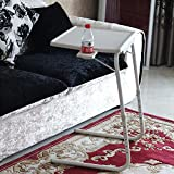 Cheap New Bed Sofa Table Smart Mate Foldable Table Folding Adjustable Tray with Cup Holder