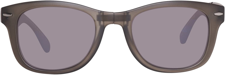 51 Grey BENETTON BE987S03 Montures de lunettes Mixte Adulte Gris