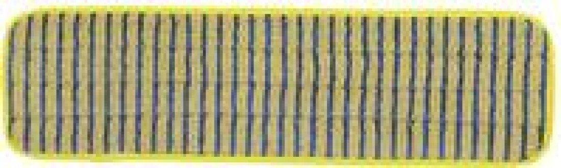 Rubbermaid 40cm HYGEN Microfibre Scrubber Mop R034556