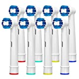 Toothbrush Replacement Heads Compatible Precision