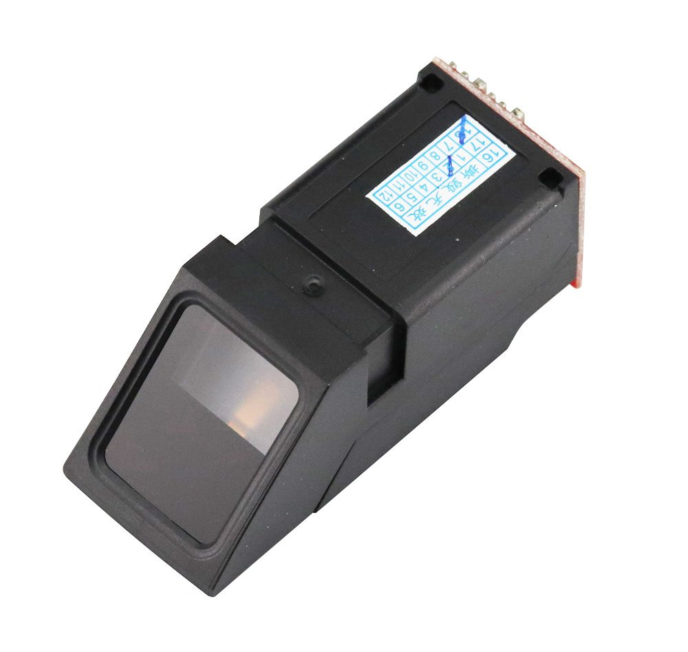 Aihasd Luz Verde Lector de Huellas Dactilares óptico Módulo Sensor para Arduino Mega2560 UNO R3: Amazon.es: Electrónica