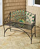 The Lakeside Collection Peacock Bench Review