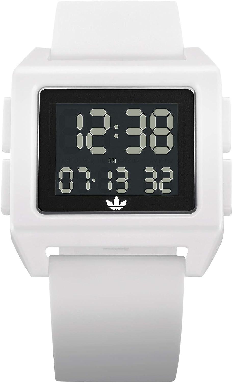 Adidas by Nixon Reloj Digital para de Cuarzo con Correa en Sintetico Z15-100-00