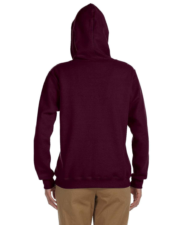 Gildan Heavy Blend Ladies Full-Zip Hooded Sweatshirt