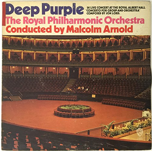 Deep Purple The Royal Philhamonic In Live Concert At the Royal Albert Hall