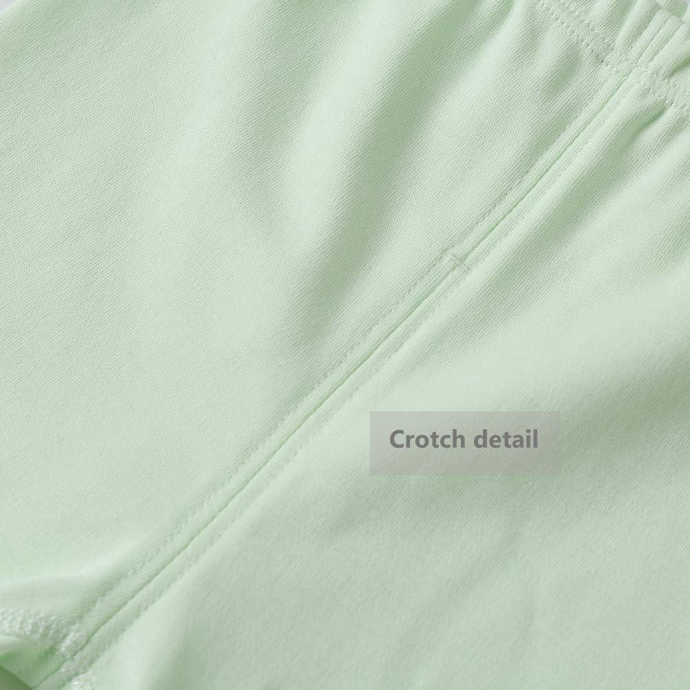 Long Sleeve Kimono Shirt and Essential Footed Pants Newborn-6 Months COBROO 100/% Cotton 2-Piece Baby Pajamas Set