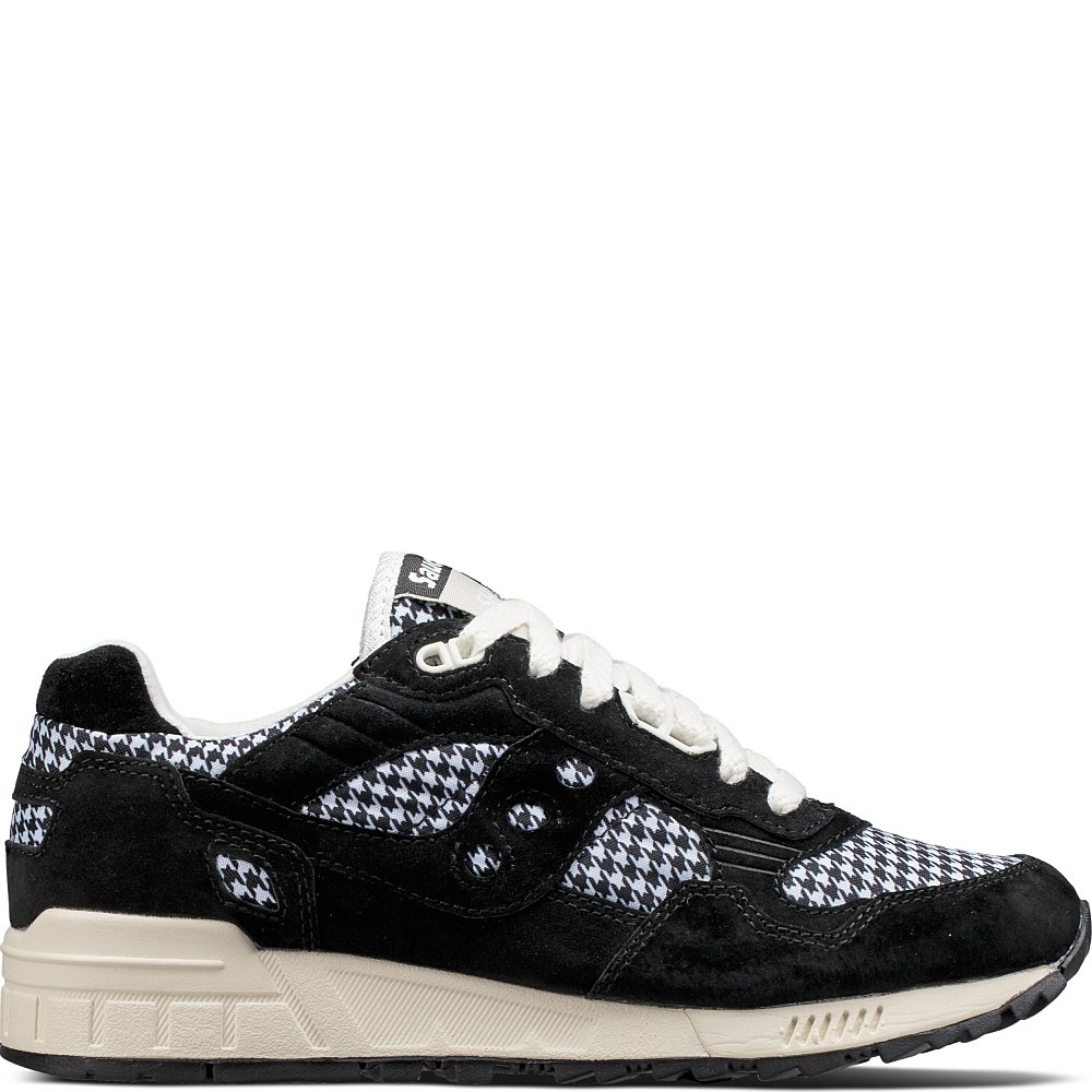 16170936 Saucony Shadow 5000 Houndstooth